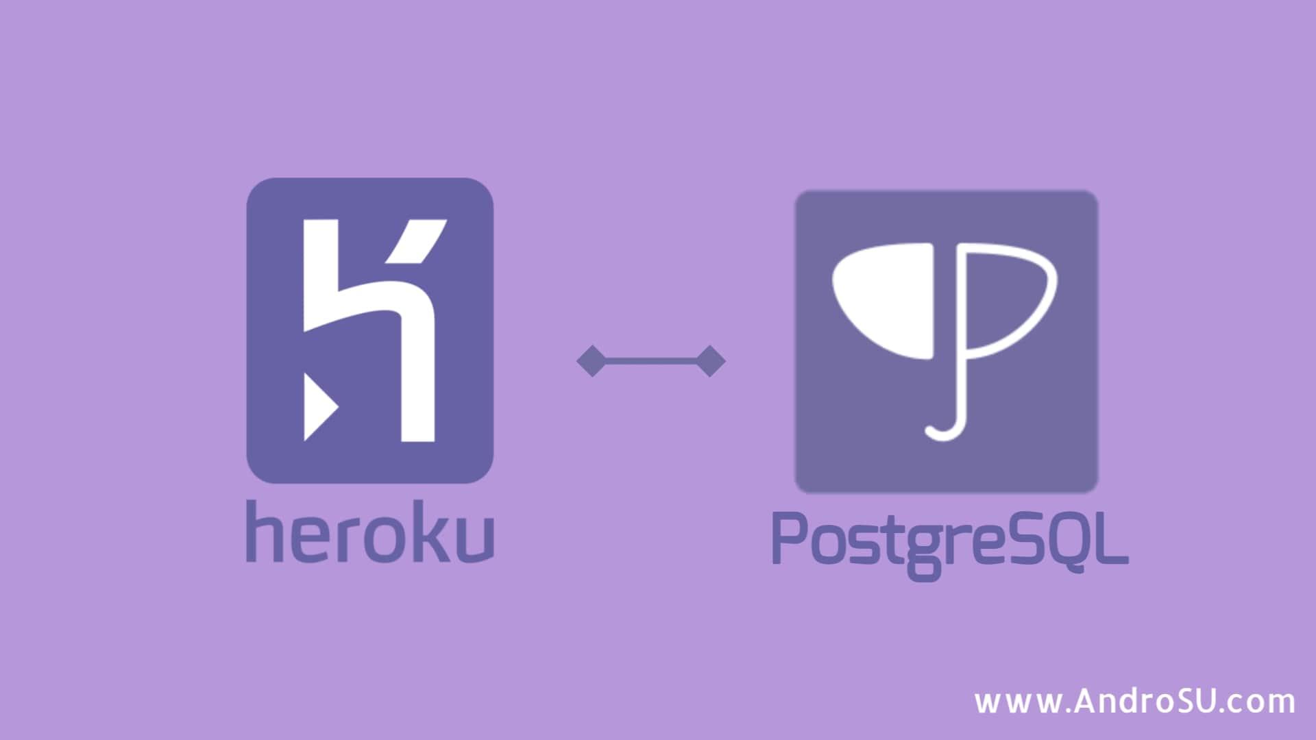Install PostgreSQL in Termux, Install Heroku PostgreSQL Android